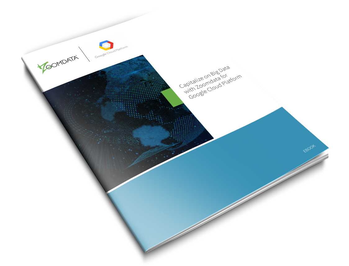 Capitalize on Big Data with Zoomdata for Google Cloud Platform