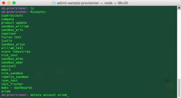 Auto-provisioner tool