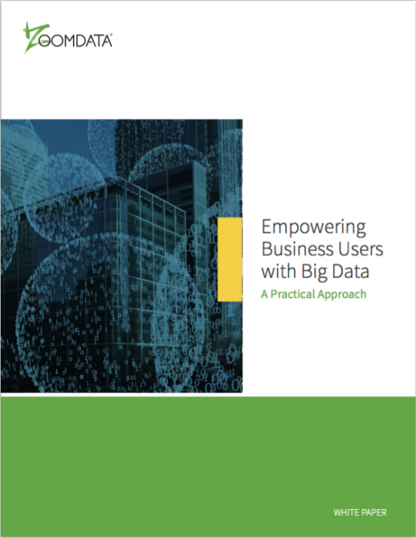 Empowering Business Users with Big Data