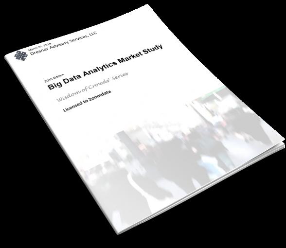 Dresner Advisory Services 2018 Wisdom of Crowds Business Intelligence Market Study
