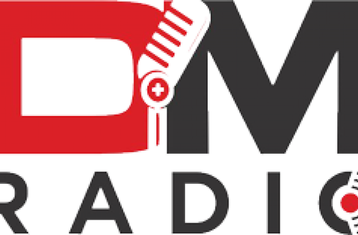 DM Radio logo