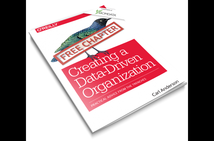 O'Reilly Media Book Excerpt: Creating a Data-Driven Organization