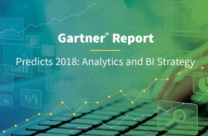 Gartner 2018 predictions report
