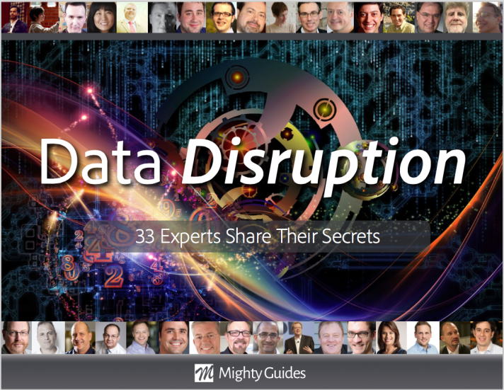 Data Disruption Mighty Guides