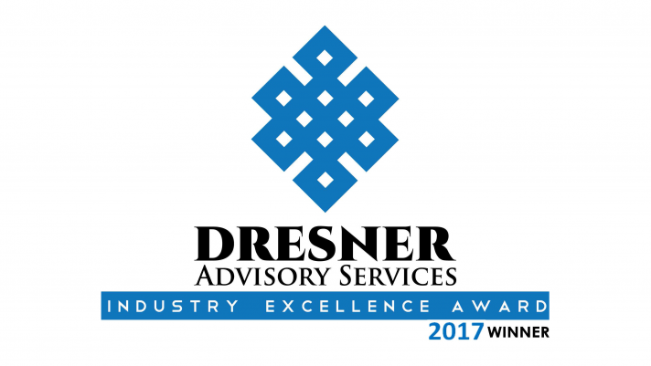 Dresner Research Industry Excellence Award 2017