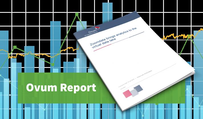 ovum report virtual data lakes