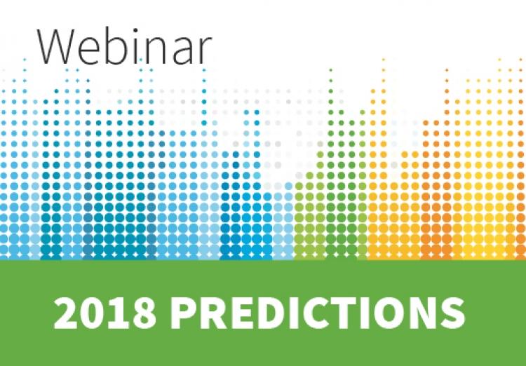 2018 predictions webinar