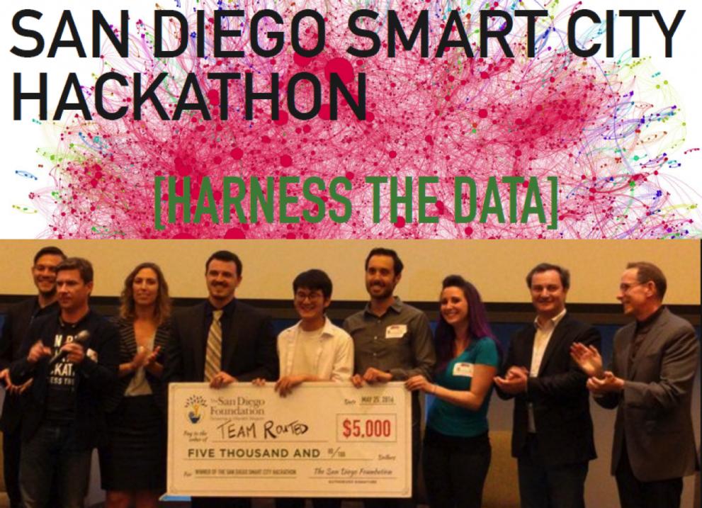 Zoomdata wins Smart Cities Hackathon