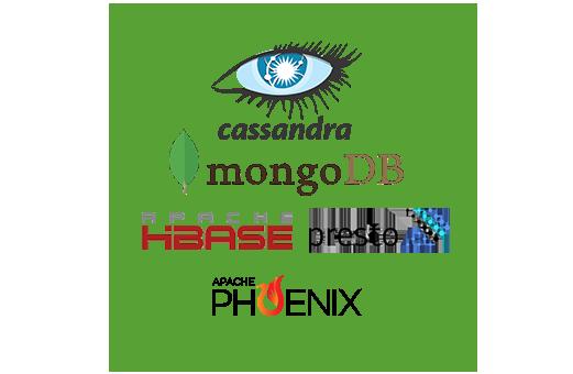 Zoomdata Native Smart Connectors For NoSQL Databases