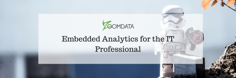 Embedded Analytics for the IT Professional