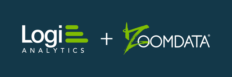 Logi Analytics and Zoomdata Join Forces