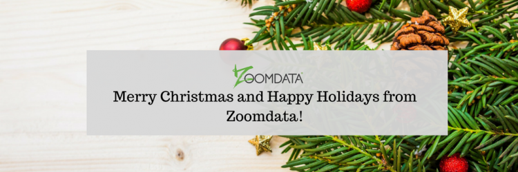Merry Christmas and Happy Holidays from Zoomdata