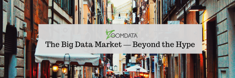 The Big Data Market - Beyond The Hype