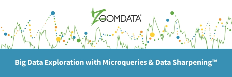 Big Data Exploration with Microqueries & Data Sharpening