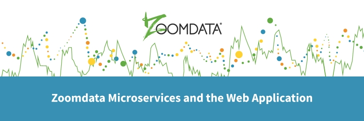 Zoomdata Microservices and the Web Application