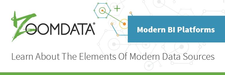 5 Points That Modern Data Has Changed