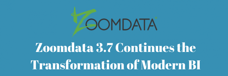 Zoomdata 3.7 Long Term Release
