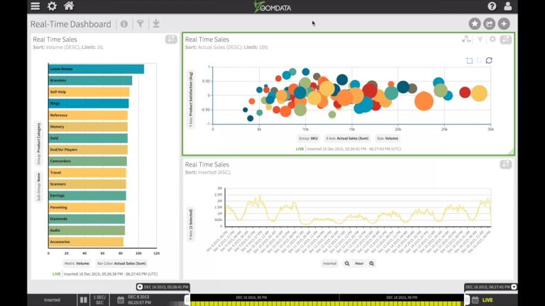 Analyze Streaming Data Video