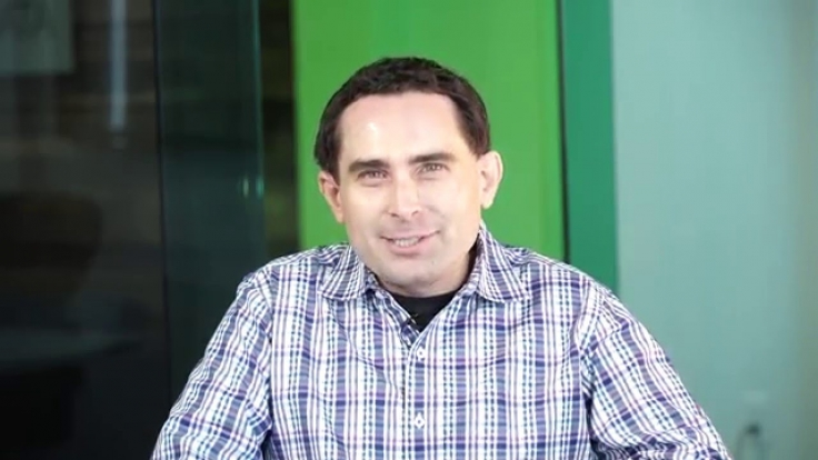 Meet Our CEO and Founder, Justin Langseth