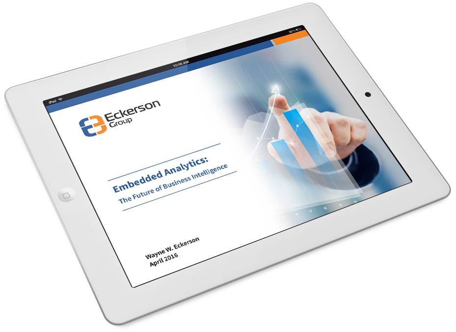 Eckerson Group Embedded BI The Future of Business Intelligence
