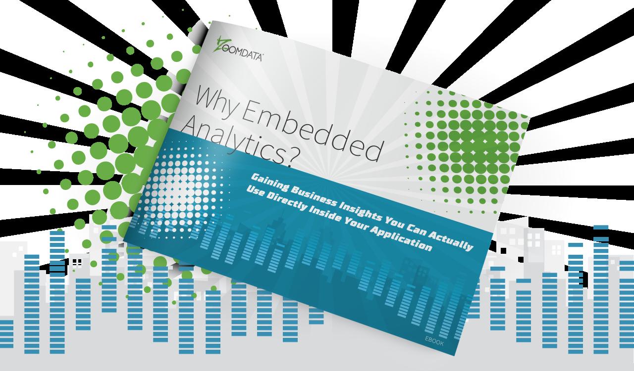 Why Embedded Analytics eBook