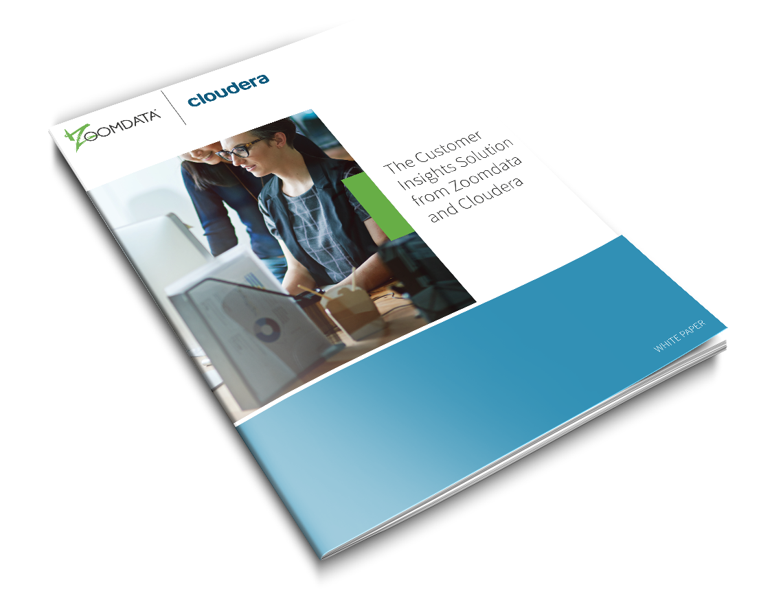 Zoomdata Cloudera Customer Engagement Solution